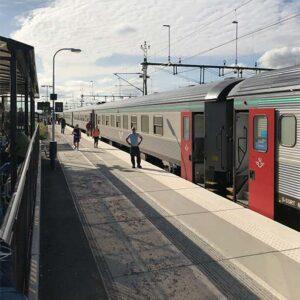 Kiruna Station